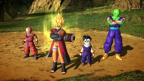 Dragon Ball The Battle Of