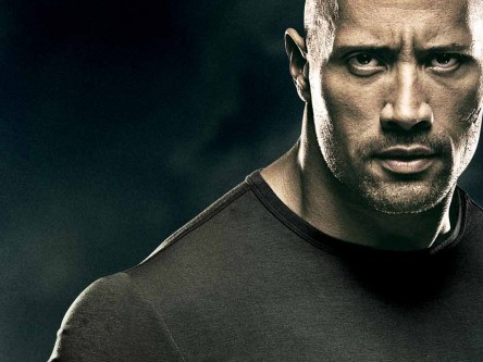 Dwayne Johnson Faster Wallpaper Movies