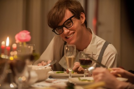 The Theory Of Everything Image Eddie Redmayne Stephen Hawking