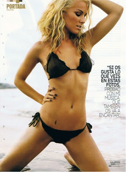 Edurne Garcia In September Dt Spain Www Nowthatspimpin