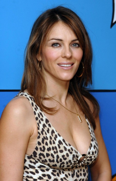 Elizabeth Bhurley Pics Wallpapers Photos Pictures Shane Bwarne Hairstyles Hot