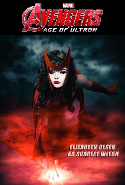 Elizabeth Olsen Scarlet Witch Age Of Ultron Poster Michaelpshipley Scarlet Witch