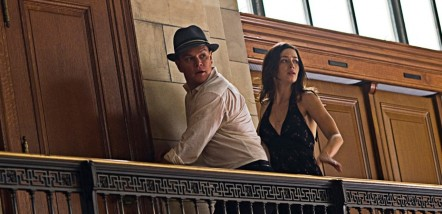 Adjustment Bureau Movie Image Matt Damon Emily Blunt Movies