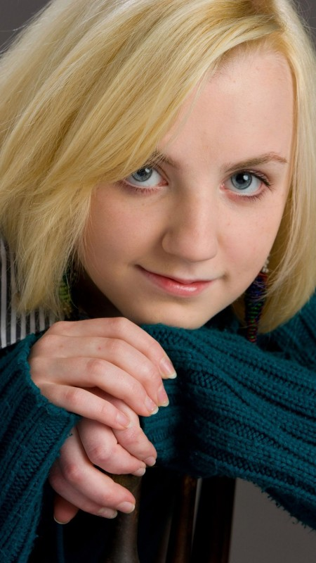 Evanna Lynch Celebrity Mobile Wallpaper Evanna Lynch