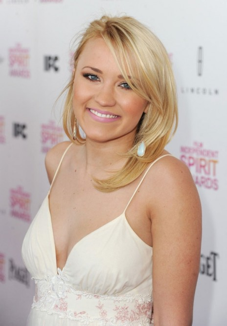 Emily Osment Cute Smile