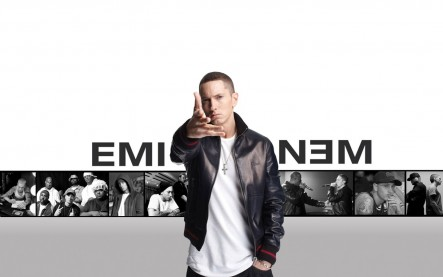 Eminem Cool Music Wallpaper Wide Wallpaper