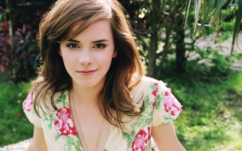 Celebrity Emma Watson Wallpaper Wallpaper