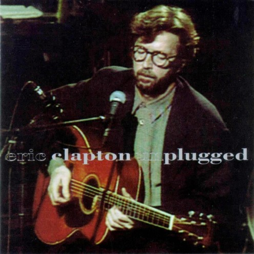 Eric Clapton Unplugged Frontal