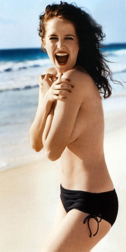 Eva Green Topless Sexy