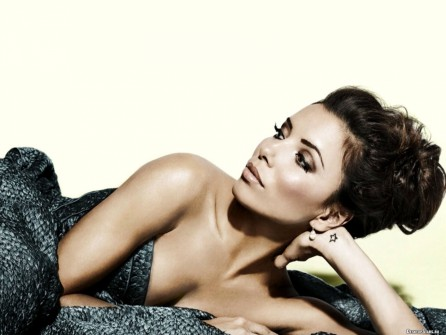 Eva Blongoria Bwallpaper Wallpaper