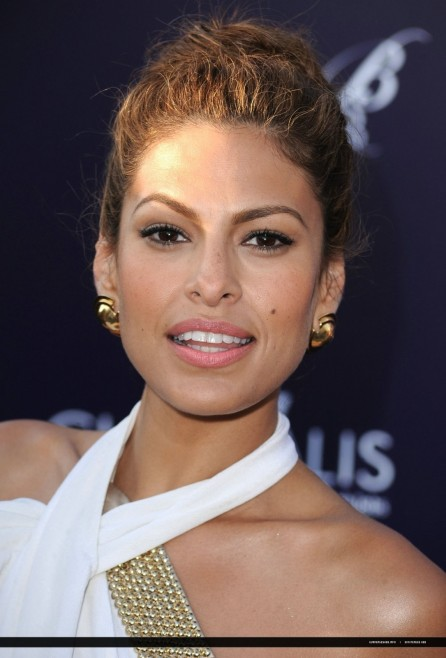 Eva Mendes Haircut Hair
