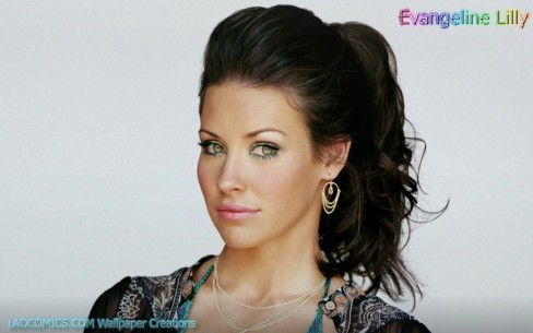 Evangeline Lilly Wallpaper Download Wallpaper
