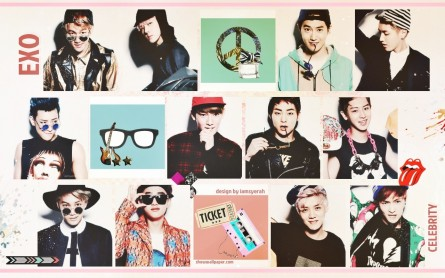 Exo Shared Picture