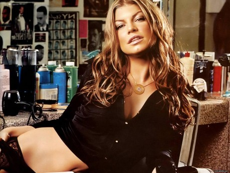 Fergie Stacey Ferguson Hot Wallpaper Gotta Feeling