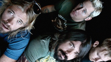 Foo Fighters Musicos