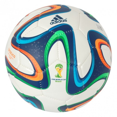 Adidas Brazuca Official World Cup Top Replique Football White Image World Cup