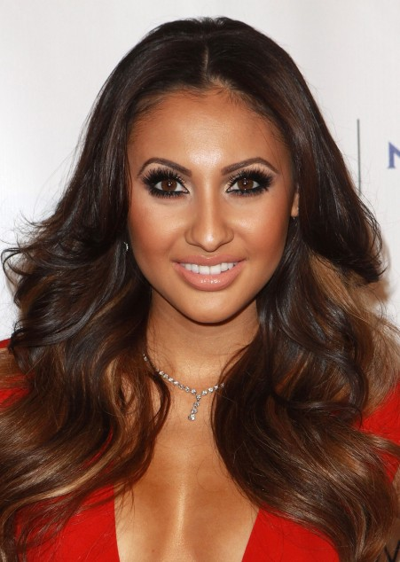 Francia Raisa At Th Annual Imagen Awards In Beverly Hills Solange Knowles