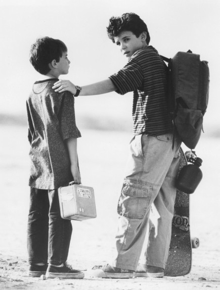 Still Of Fred Savage And Luke Edwards In The Wizard Large Picture Boy Meets World