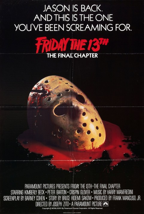 Friday Th Poster Movie