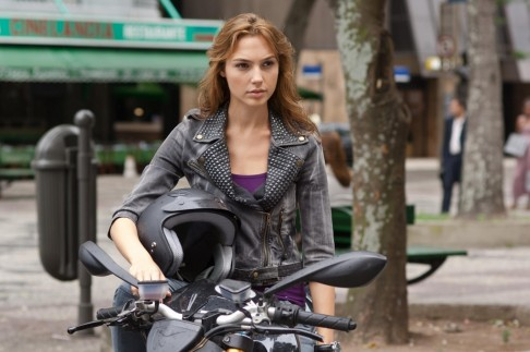 Still Of Gal Gadot In Fast Five Large Picture Fast Five