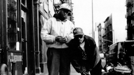 Gang Starr Be Step In The Arena