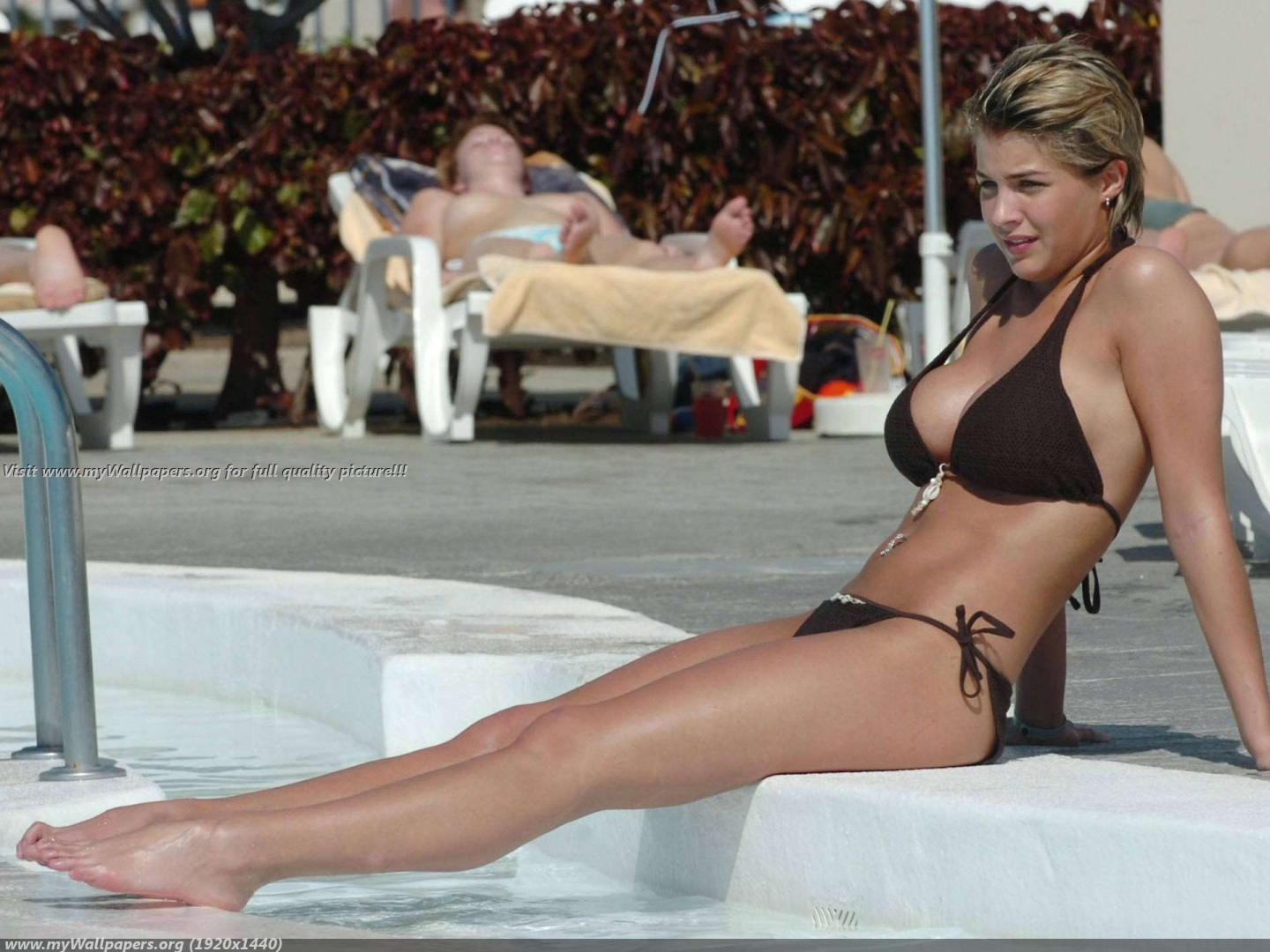 Gemma Atkinson Holiday
