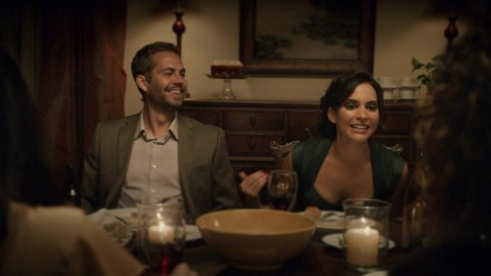 Still Of Paul Walker And Genesis Rodriguez In Hours Large Picture Movies