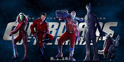 Guardians Of The Galaxy Awesome Wallpaper