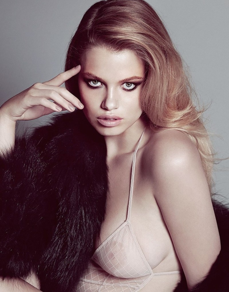 Hailey Clauson By Yu Tsai