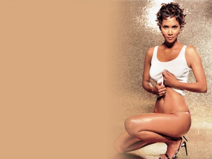 Halle Berry Wallpaper Wallpaper