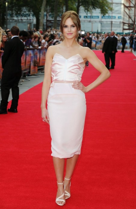 Hannah Tointon The Inbetweeners Premiere In London Beach