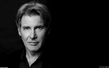 Harrison Ford Dark Wallpaper Wide