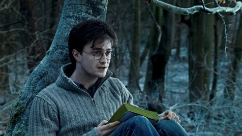 Harry Potter And The Deathly Hallows Part Movie Photo Movie