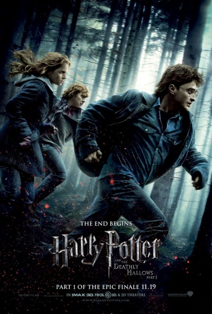 Harry Potter And The Deathly Hallows Part Ver Xlg Movie