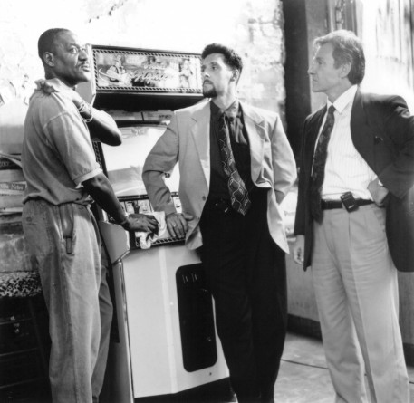 Still Of Harvey Keitel John Turturro And Delroy Lindo In Clockers Large Picture