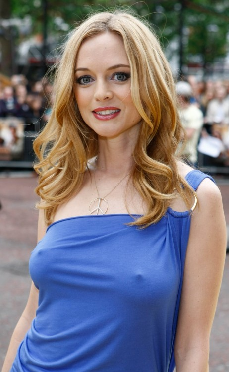 Heather Graham Hot Images