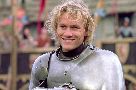 Knights Tale Heath Ledger