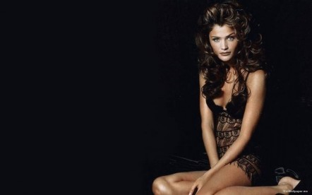 Helena Christensen Wallpaper Wide