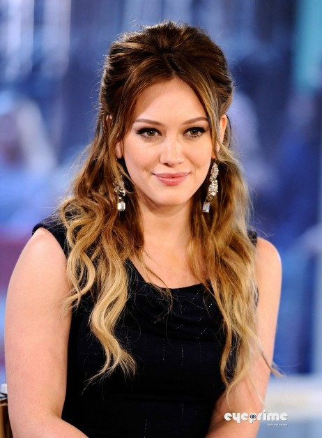 Popular Pictures Of Model Hilary Duff
