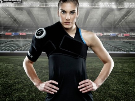 Hope Solo Sports