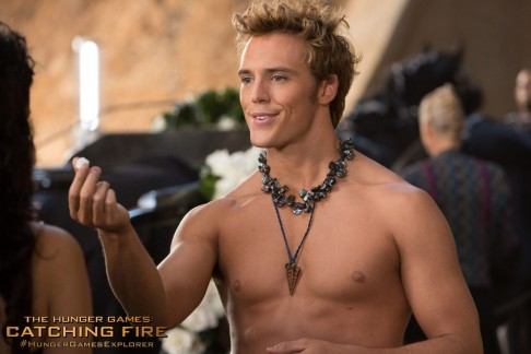 Hunger Games Catching Fire Hot Shirtless Guys Images