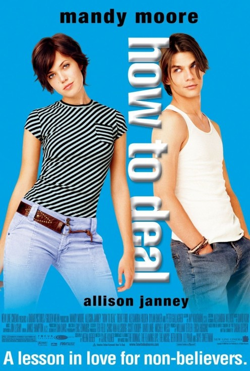 How To Deal Movie Poster Mandy Moore