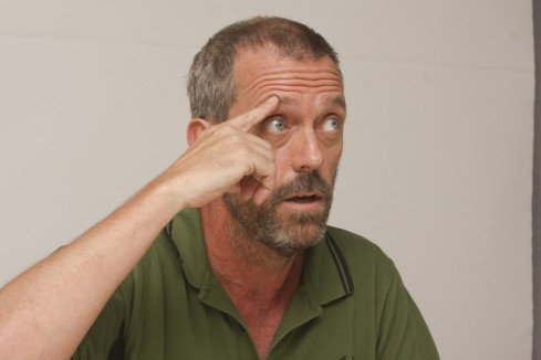 Real Cool Faces Hugh Laurie