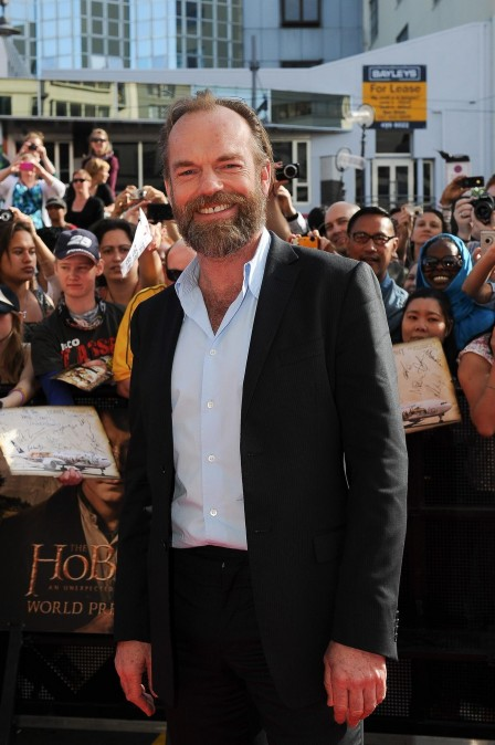 Hugo Weaving In Hobbitul Calatorie Neasteptata Large Picture