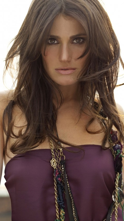 Idina Menzel Celebrity Mobile Wallpaper