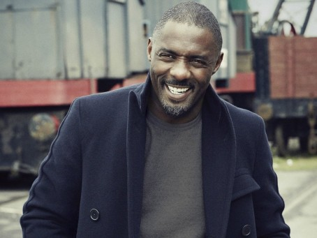 Esquire Magazine November Idris Elba