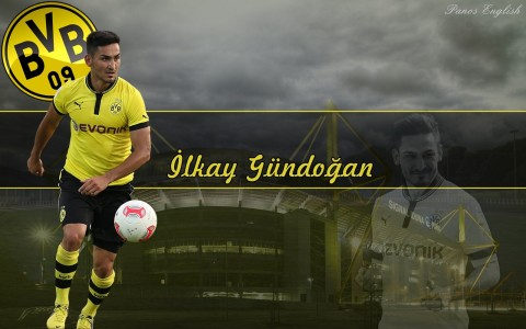 Ilkay Gundogan Wallpaper Wallpaper