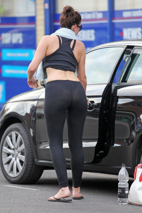 Imogen Thomas After Workout In London Th April Twitter