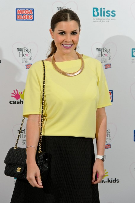 Imogen Thomas At Mother And Baby Big Heart Awards In London