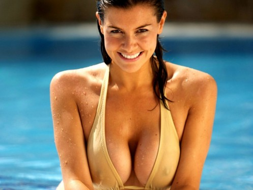 Imogen Thomas Fotos Tv